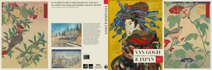 ENG softcover Van Gogh & Japan